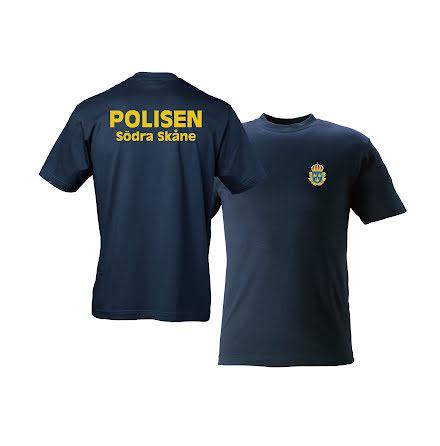 T-shirt bomull SÖDRA SKÅNE