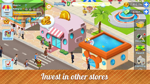 My Supermarket Story : Store tycoon Simulation 1.0 screenshots 9