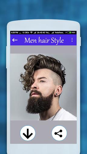 Men hairstyle set my face 2017 1.0.8 screenshots 2
