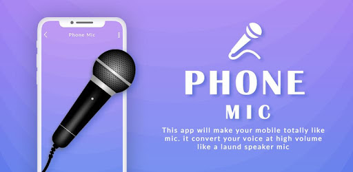 Приложения в Google Play – Phone Microphone - Announcement Mic