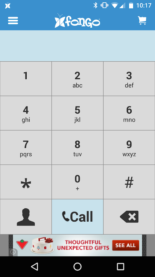 Fongo - Free Calls +Free Texts- screenshot