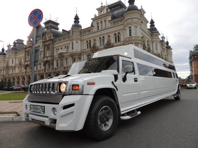 MEGA Hummer в Казани