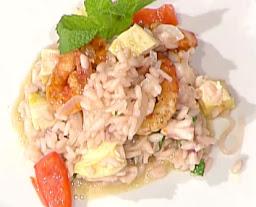 Paella alla milanese
