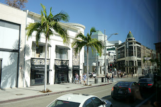 Photo: Hollywood Beverly Hills Nobeleinkaufsstraße