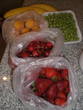 Photo: about $5 total from the fruit stand