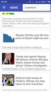 NewsAll - náhled