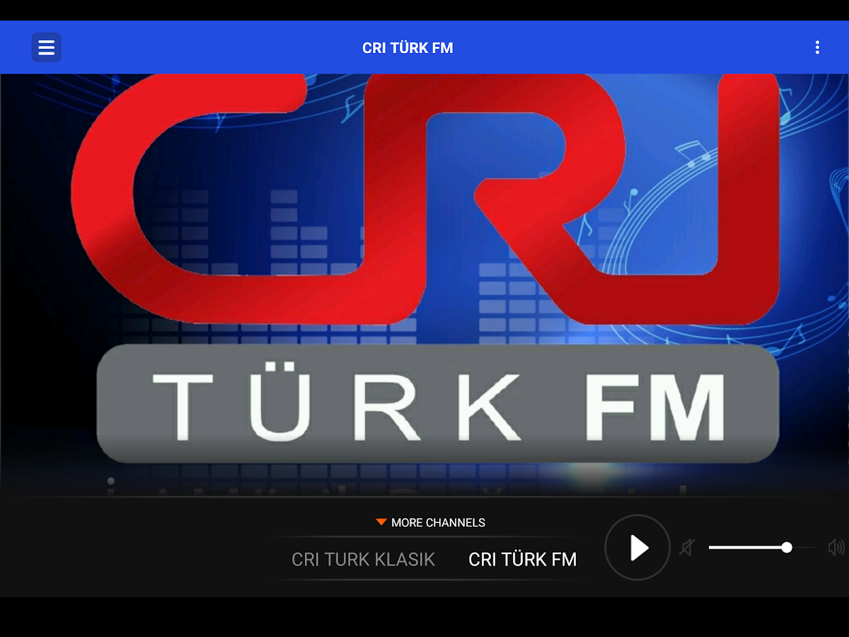 CRI TÜRK FM- screenshot