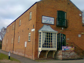 Photo: Old railway wharf building - now a childrens nursery creche, on Langton hill.  http://www.wellies.org.uk
