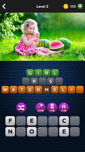 Word Pic - 1 Image 5 Words screenshots 1