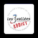 Les 3 Vallées, the official app icon