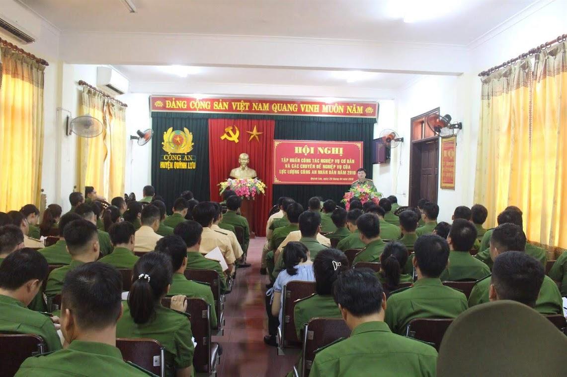 Lớp tập huấn diễn ra trong thời gian 2 ngày