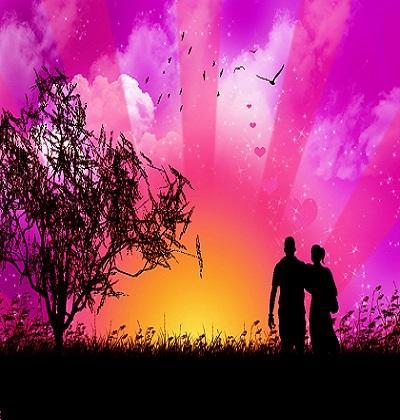 ロマンチックな壁紙