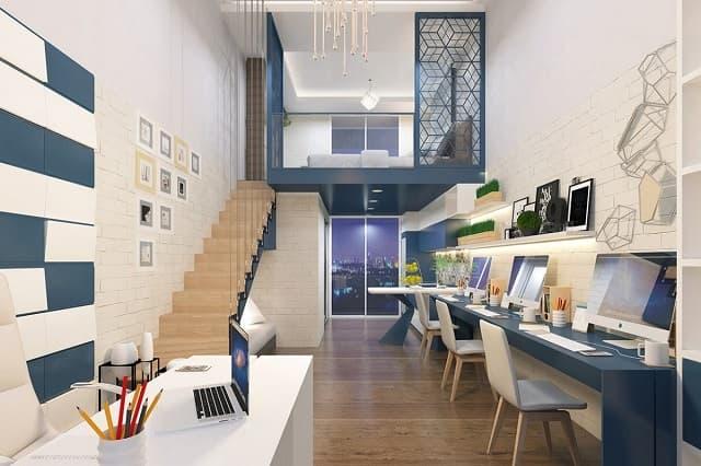 Thuê căn hộ Officetel là hình thức được nhiều công ty có quy mô vừa, nhỏ lựa chọn