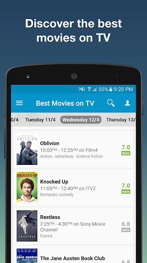 TV-Guide UK (free) screenshot 4