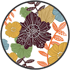 Floral Watch Face icon