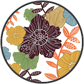 Floral Watch Face