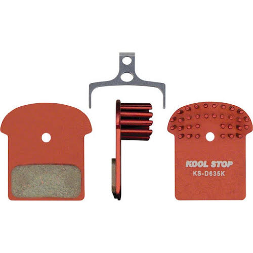 Kool-Stop Aero-Kool Disc Brake Pad: Fits XTR985, XT785