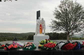 Photo: Мемориал защитникам Советского Заполярья. Ранее называлась Долина Смерти.