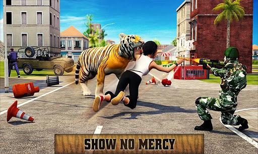 Angry Tiger Revenge 2016