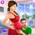 Virtual Pregnant Mom Pregnancy icon