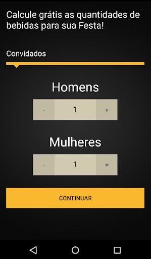 Calculadora de Bar - Cerveja 1.0 screenshots 2