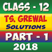 Account Class-12 Solutions (TS Grewal Vol-1) 2018