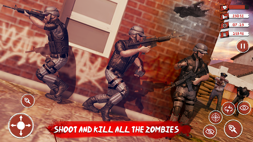 Zombie Target Death Survival Dead Shooting Games 1.0.1 de.gamequotes.net 2