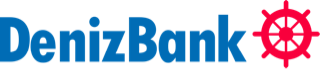 Deniz Bank ロゴ