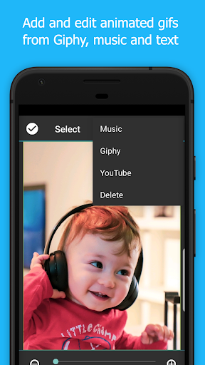 PicPlayPost Slideshow, Collage Maker, Video Editor screenshots 5