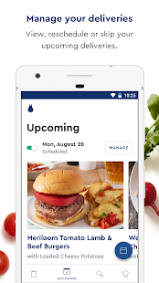 Blue Apron- screenshot thumbnail