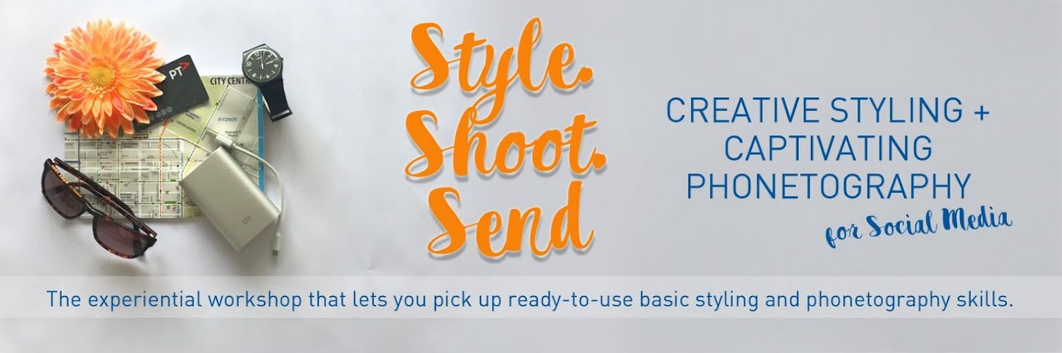 Style • Shoot • Send