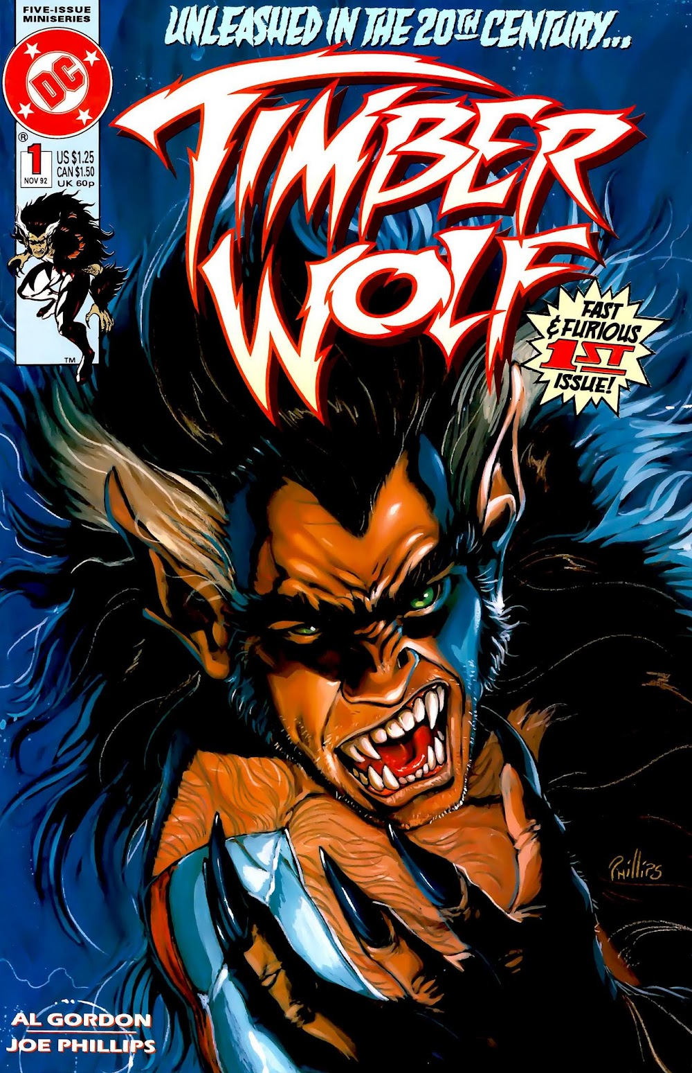 Timber Wolf (1992) - complete
