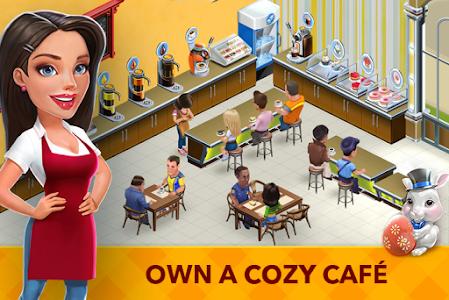 My Cafe: Recipes & Stories screenshot