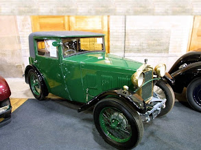 Photo: 1930 Wolseley Hornet Special Salmons