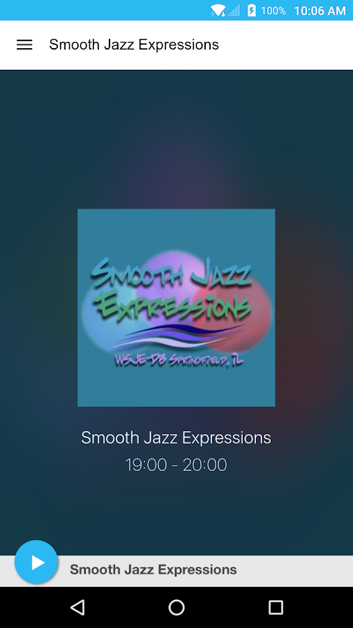 Smooth Jazz Expressions- screenshot
