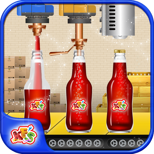 Cold Drinks Factory - Chef (game)