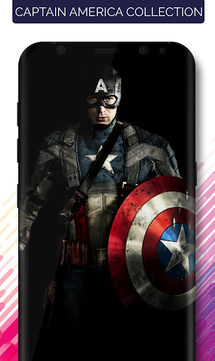 Superheroes Wallpapers Android app 3