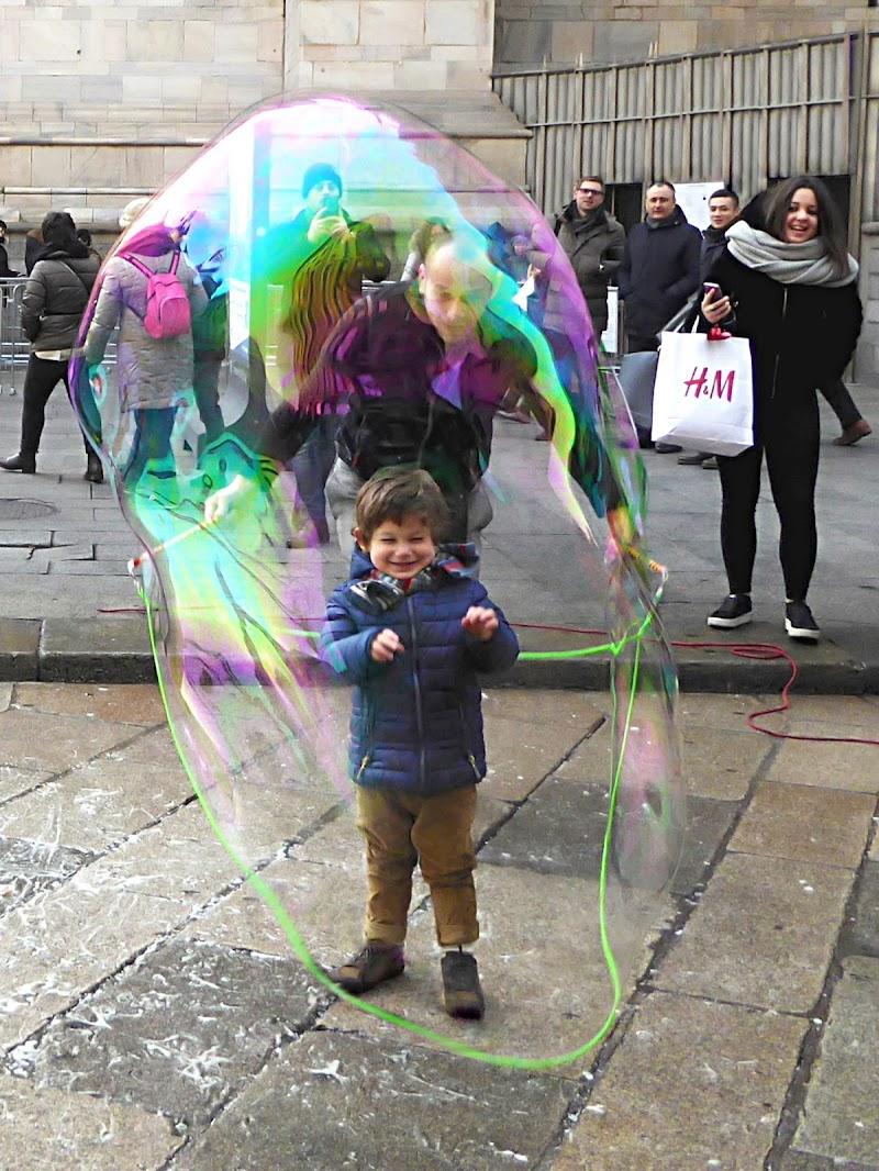 Dentro la bolla di Dariagufo