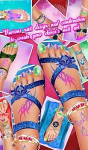 Princess Foot Makeover v1.0.0