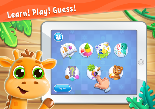 Colors for Kids, Toddlers, Babies - Learning Game filehippodl screenshot 11