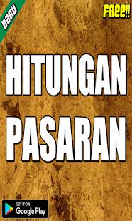 Hitung Pasaran - náhled