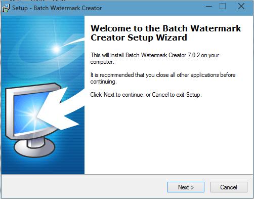 Batch Watermark Creator 7.0.2 full crack