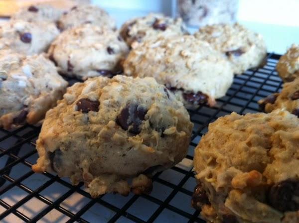 Quinoa Coconut Cookies Recipe