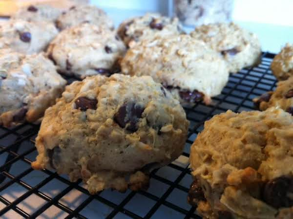 Healthy Little Cookies Under The Guise Of Chocolate Chips!