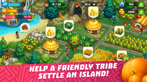 The Tribez: Build a Village android2mod screenshots 2