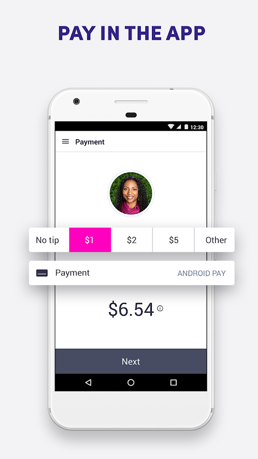 Lyft- screenshot