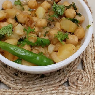Chickpea Side Dish Recipes.