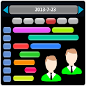 Booking Manager 3 Lt icon