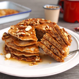 Nutty Nut Pancakes