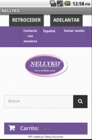 Nellyko- screenshot